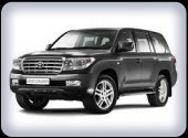 Фары Toyota Land Cruiser 200