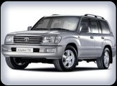 Фары Toyota Land Cruiser 100 (98-04)