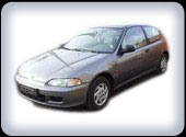 Фары Honda Civic 5 (09.91-08.95)