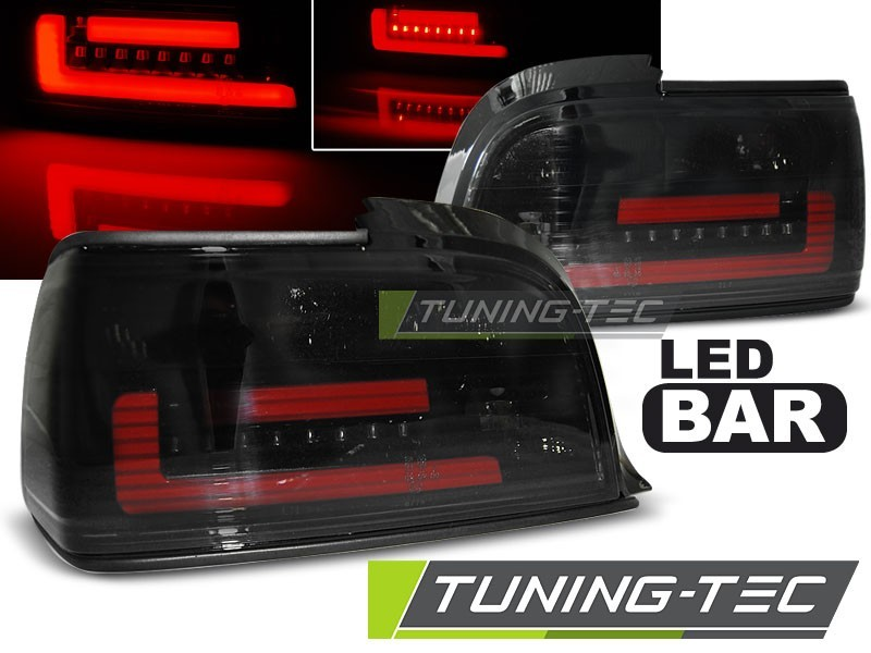 Задние фонари на bmw e36 ldbm15